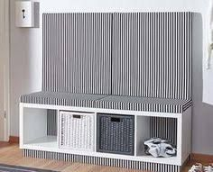 Image result for ikea hack banquette