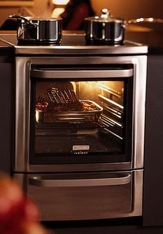 This Electrolux cooker, the Insight gas cooker introduces a new form factor to…
