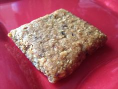 Recipe: Protein-Packed Peanut Butter bars