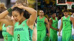 Basquete brasileiro decepciona na Olimpíada