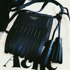 gorgeous fringe bag