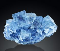 "bijoux-et-mineraux: ""Fluorite - Granite Quarry, Shannapheasteen, Connemara, County Galway, Ireland """