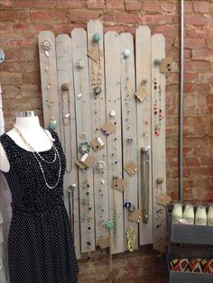 Great display for jewelry