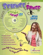 Science Songs with Miss Jenny: Songs for Teaching® Educational Children's Music