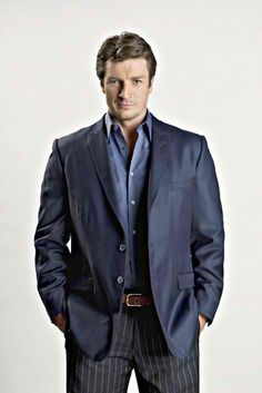 Nathan Fillion - This man is one of the most inspirational people in existence.