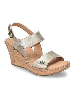 UGG® Raquel Metallic Leather Back Zip Tassel Espadrille Wedge Sandals vEOJZzDTTi