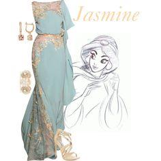 Jasmine, created by alyssa-eatinger on Polyvore