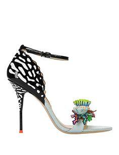 3ae7b353f8a My new favorite shoe designer Sophia Webster Lilico Underwater Sandal  Gorgeous Heels