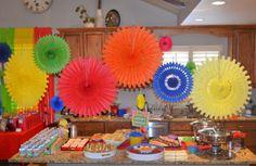 beaus birthday, jare parti, birthday parties, elmo parti, elmo birthday, birthday idea, parti idea