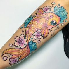 Lilian Raya Girly Tattoos, Badass Tattoos, Pretty Tattoos, Love Tattoos, Beautiful Tattoos, Body Art Tattoos, Tattoos For Women, Tatoos, Kawaii Tattoos