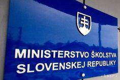 Akčný plán Národného programu rozvoja výchovy a vzdelávania na 2017 - Školstvo - SkolskyServis.TERAZ.sk Portal, How To Plan, Signs, Shop Signs, Sign