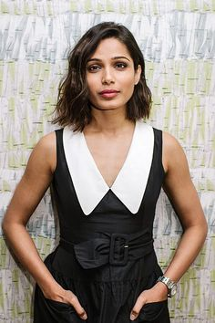 Mindy Kaling, please give Freida Pinto this role! More