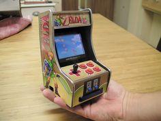 MarbleMad / Nintendo GBA SP mini cab
