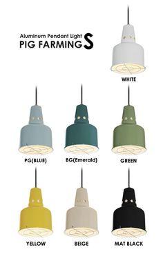 【1灯 S】PIG FARMING ALMINUM PENDANT / ピッグ ファーミングアルミニウム ペンダント ライト APROZ / アプロス ライト 間接照明 照明 AZP-510-BE/GR/YE/PG/WH/BG/BK