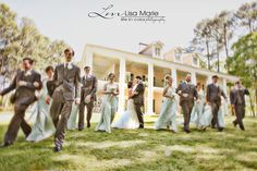 Antebellum Theme Wedding Oak Alley Type Venue