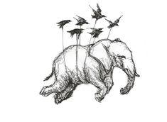 flying elephant, love this Flying Elephant, Elephant Love, Elephant Art, Elephant Tattoos, Elephant Drawings, Elephant Sketch, Purple Elephant, Body Art Tattoos, Tattoo Drawings