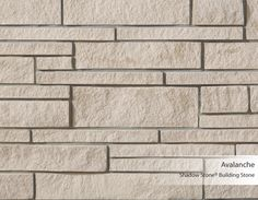 Shadow Stone® Building Stone - Avalanche