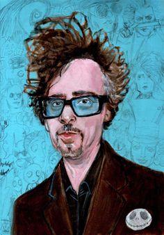 #TimBurton #DannyElfman #Films #Music #JohnnyDepp   #HelenaBonhamCarter