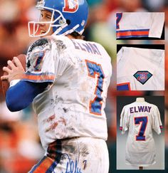 John Elway Denver Broncos Baby, Broncos Fans, The Rifleman, John Elway, Football Players, Nfl, Magic, Sports, Hs Sports