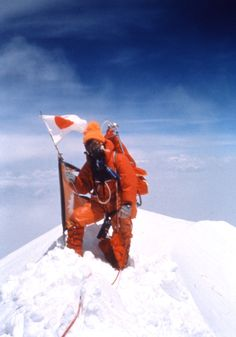 Almost exactly 37 years ago, on the morning of May 16, 1975, then 35-year-old Junko Tabei and her Sherpa guide Ang Tshering reached the 8,763-meter South Summit of Mount Everest — their final halt before pushing on to the 8,848-meter peak itself.
