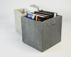 Felt Storage Box Lego Container Basket Kitchen Storage Bin Felt Storage Bag Household Custom Made E1351