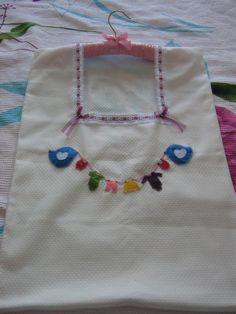 Yastık kılıfından bebek kirli torbası – 10marifet.org