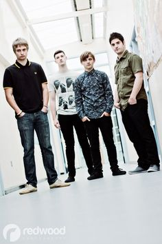 www.redwoodphotography.co.uk band photography This Modern Youth