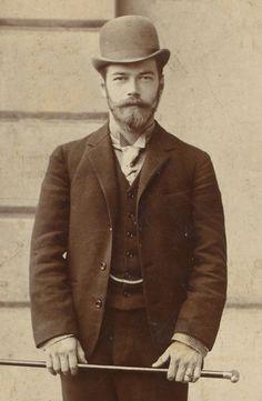 ↟ Eras of Elegance ↟, antique-royals: Nicholas II of Russia