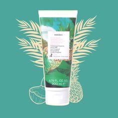 Une atmosphère de vacances dans les îles tropicales verdoyantes ! Ce lait corps velouté hydrate intensément votre peau pour un confort immédiat et durable. Tropical, Pineapple, Vacation