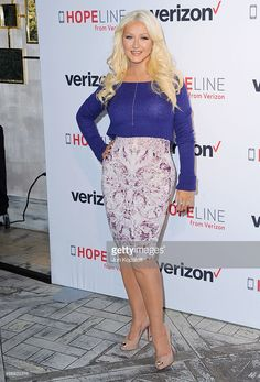 Christina Aguilera Raises Awareness About Domestic Violence With Verizons Hopeline Program Stock Pictures, Royalty-free Photos & Images Hollywood California, West Hollywood, Girl Celebrities, Celebs, Black Dress Red Carpet, Beautiful Christina, Actrices Sexy, Positive Body Image, Christina Aguilera