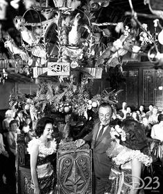 Opening of the Enchanted Tiki Room