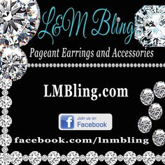 L&M Bling - Premium Earrings and Bling Jewelry Without the Premium Price #lmbling #earrings #bling #blingjewelry #blingearrings #chandelierearrings #longearrings #chunkyearrings #bigearrings #statementearrings #competitionearrings #dangleearrings #teardropearrings #littlegirlsearrings