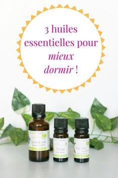 huiles essentielles pour mieux dormir pinterest