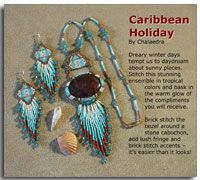 Bead Pattern - Caribbean Holiday