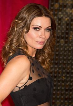 Alison King – 2015 British Soap Awards in Manchester 16.05.15