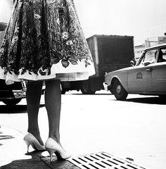 James Burke, New York 1960