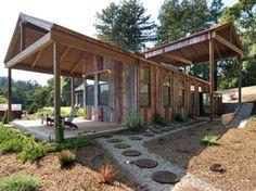 Casas de retiro de madera
