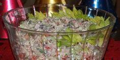 Chrupiąca sałatka na sylwestrowe przyjęcie