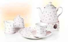 Cha Cult Emma Teekanne Teetasse Teller Stövchen Kanne | eBay 9,50