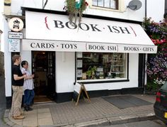 Book-ish, Crickhowell, Powys. I Love Books, Books To Read, My Books, River Breeze, Ish Book, My Dream, Dream Job, Old Libraries, Book Cafe