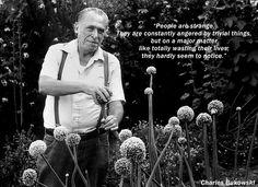Caminos del viento: Charles Bukowski