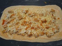 Buffalo Chicken Garbage Bread - Cook'n is Fun - Food Recipes, Dessert, & Dinner Ideas