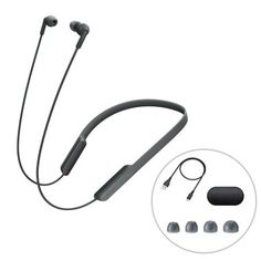 Here Are The Best Earphones You can buy Under Rs. 10,000 Sony XB70BT Extra Bass Bluetooth In-Ear Headphones The black XB70BT Extra Bass Bluetooth In-Ear Headphones from Sony feature 12mm drivers, neodymium magnets, and a
