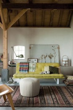 Designed by Ina & Matt, a Dutch designer duo. (Wood & soft palette)