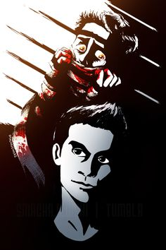 FEEEEELS. Stiles and Nogitsune. Void Stiles