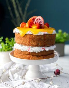 Rellenos para tartas ¡para todos los gustos! Os traemos 6 rellenos para tartas en nuestra sección Cocina fácil: crema pastelera, nata montada, buttercream...
