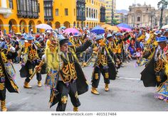 Lima Perujanuary 31 Unidentified Men Perform 스톡 사진(지금 편집) 401517484 Best Countries To Visit, Cool Countries, Times Square, Country, American, Peru, Travel, Image, Fotografia