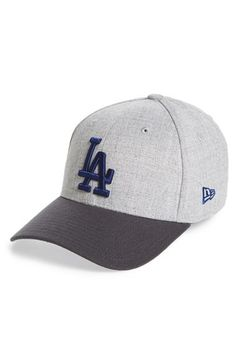 44817b2809d  Change Up Classic - Los Angeles Dodgers  Fitted Baseball Cap Fitted  Baseball Caps