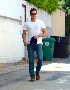Zac in LA ~ July 18, 2013