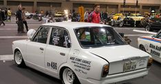 Classic Japanese Cars, Toyota Corolla, Vehicles, Cars, Ideas, Rolling Stock, Vehicle, Tools